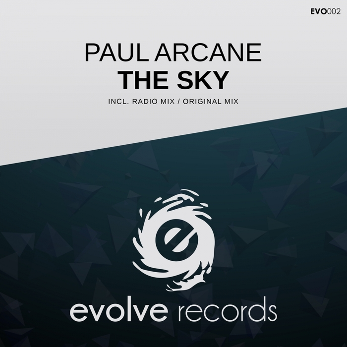 PAUL ARCANE - The Sky