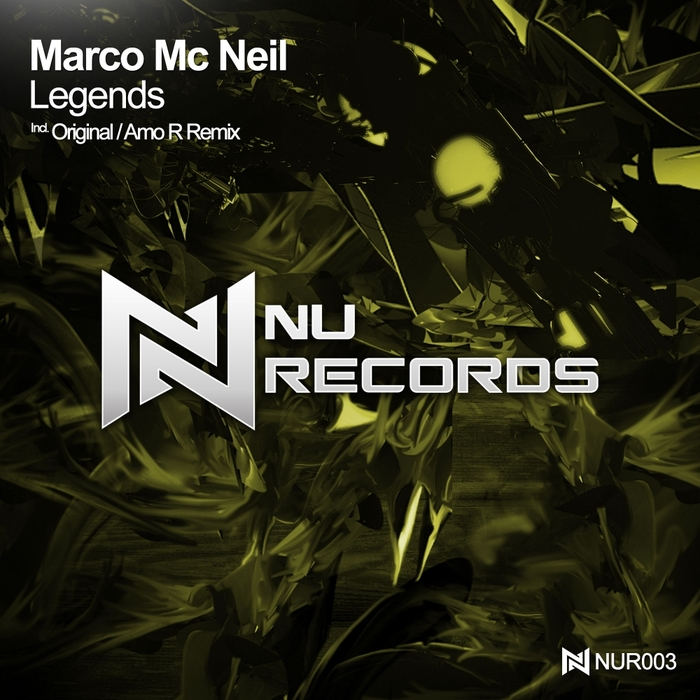 MARCO MC NEIL - Legends