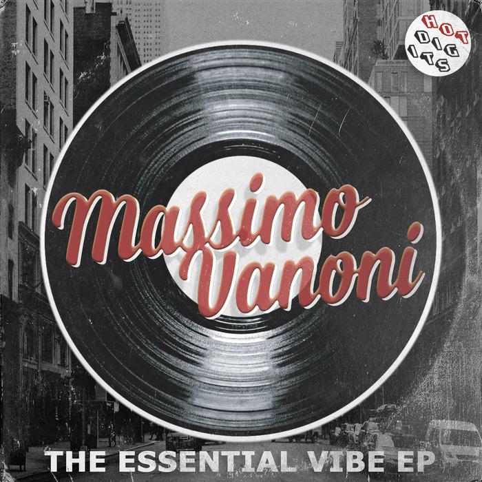 MASSIMO VANONI - The Essential Vibe