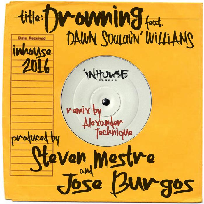 STEVEN MESTRE - Drowning