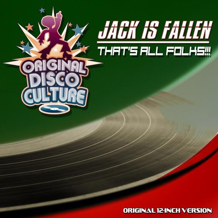 JACK IS FALLEN - That's All Folks!!!