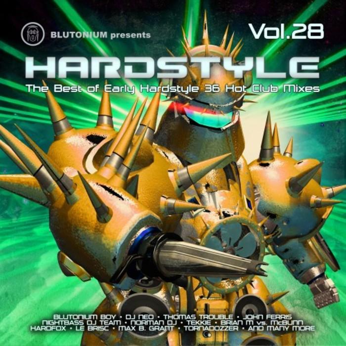 VARIOUS - Hardstyle Vol 28