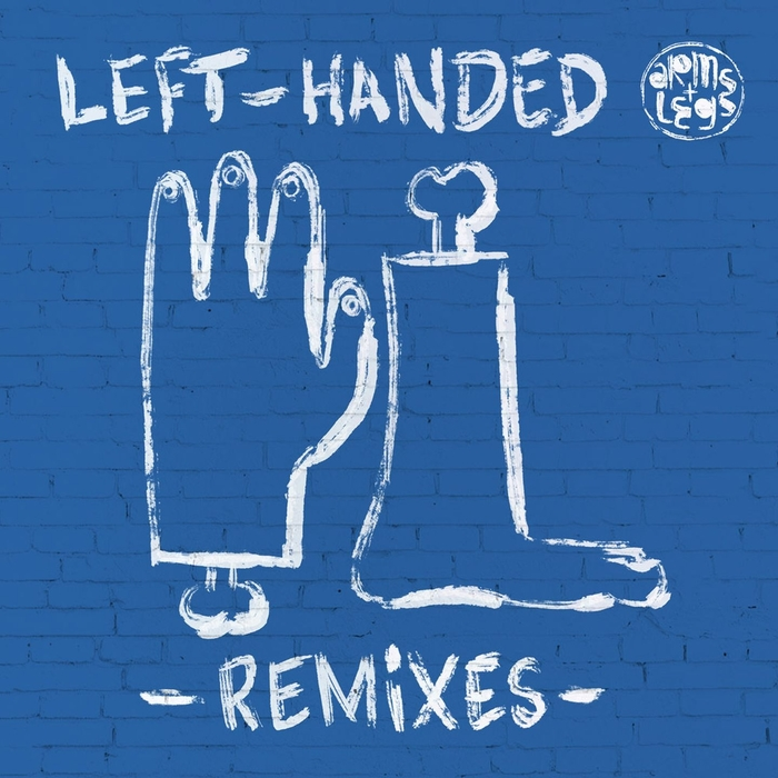 DANIEL STEINBERG - Left-Handed (Remixes)