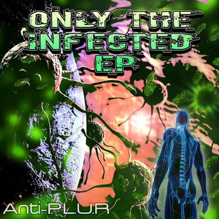 ANTI-PLUR - Only The Infected EP
