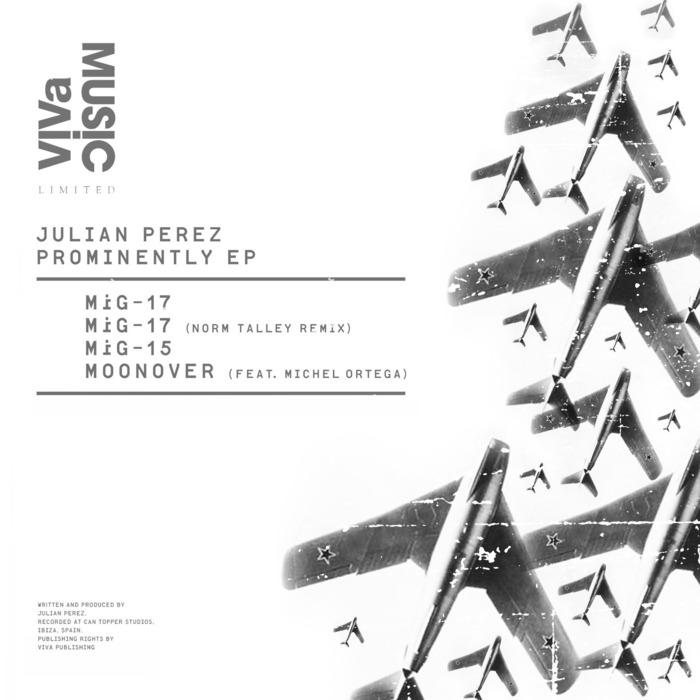 JULIAN PEREZ - Prominently EP