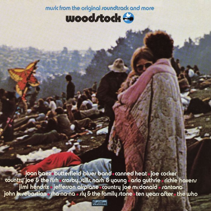 VARIOUS - Woodstock: Music From The Original Soundtrack And More, Vol  1