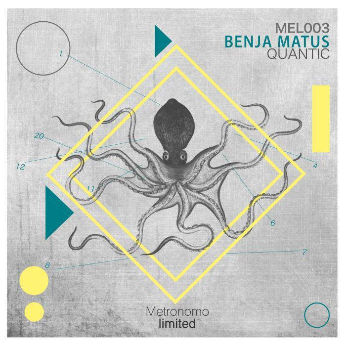 BENJA MATUS - Quantic