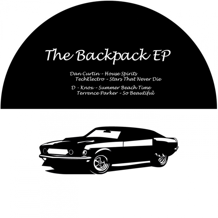 DAN CURTIN/TECHELECTRO/D-KNOX/TERRENCE PARKER - The Backpack EP Vol 2