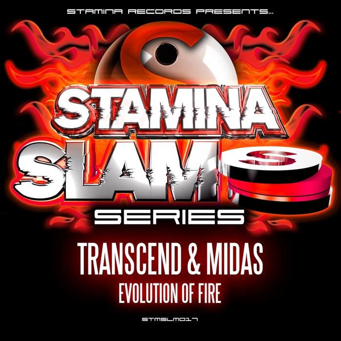 TRANSCEND/MIDAS - Evolution Of Fire