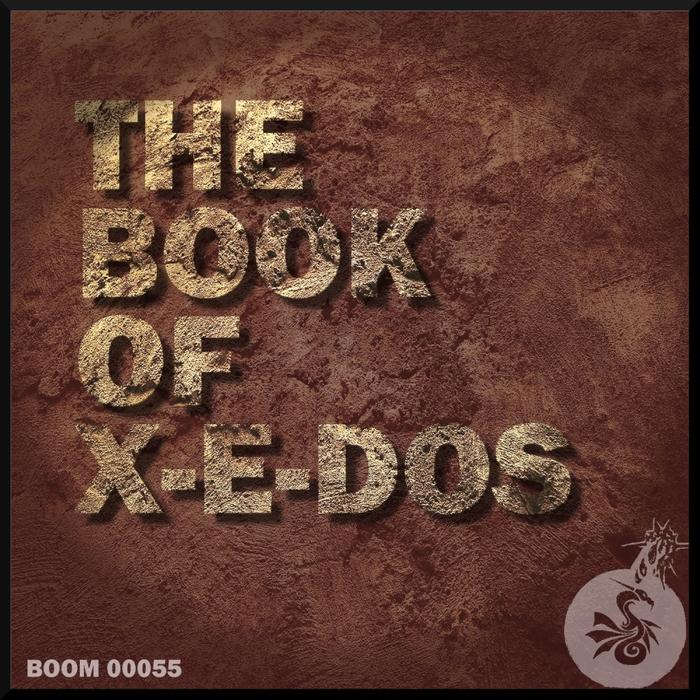 X-E-DOS - The Book Of X-E-Dos