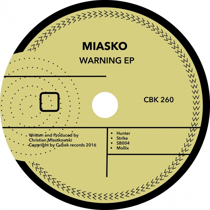 MIASKO - Warning