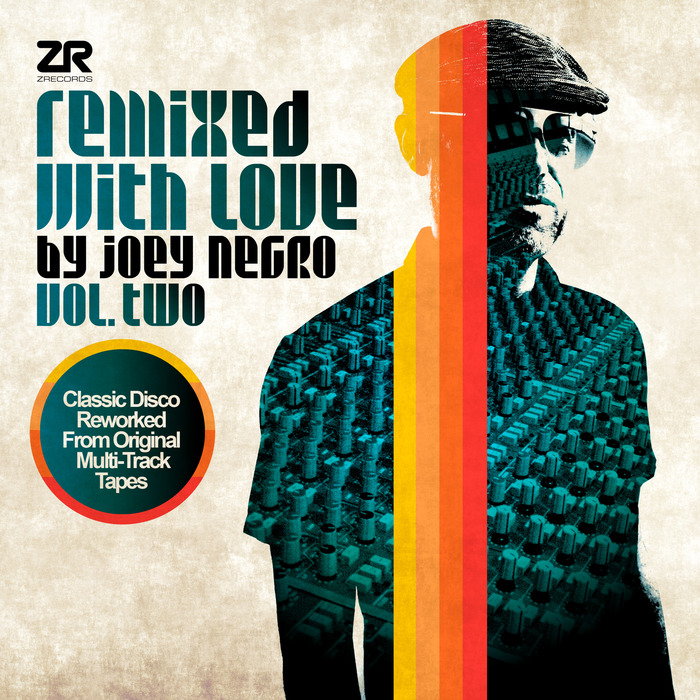 VARIOUS - Remixed With Love By Joey Negro Vol 2