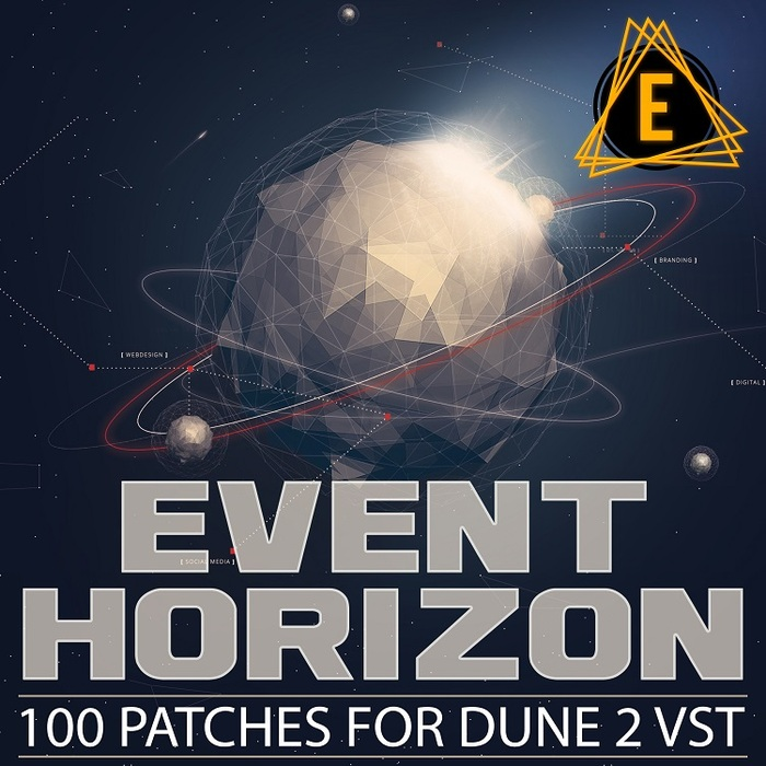 ELECTRONISOUNDS - Event Horizon (Sample Pack DUNE 2 VSTi)