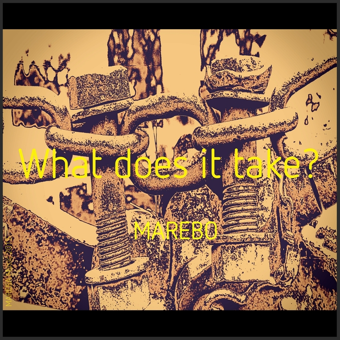 MAREBO - What Does It Take