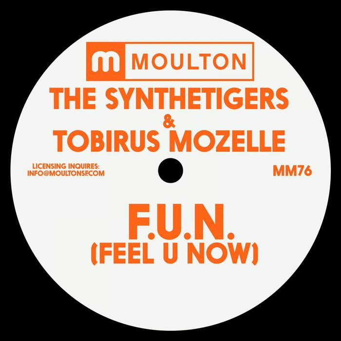 TOBIRUS MOZELLE.THE SYNTHETIGERS - F.U.N (Feel You Now)