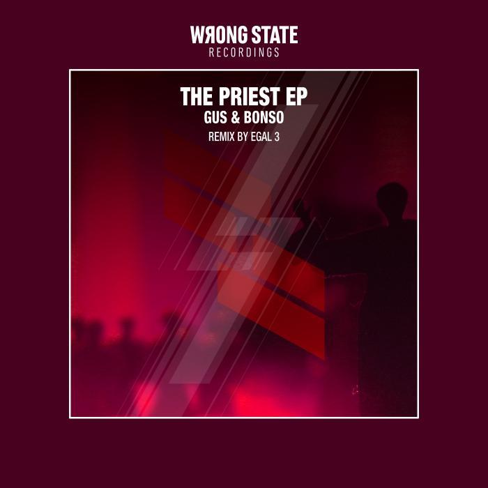 GUS/BONSO - The Priest EP
