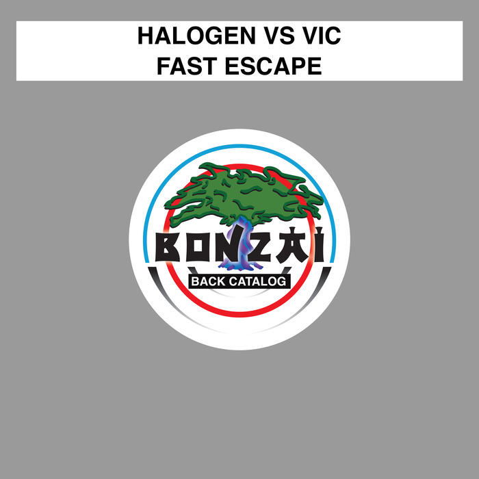 HALOGEN vs VIC - Fast Escape