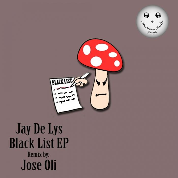 JAY DE LYS - Black List EP
