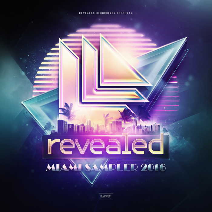 VARIOUS - Revealed Recordings Presents Miami Sampler 2016