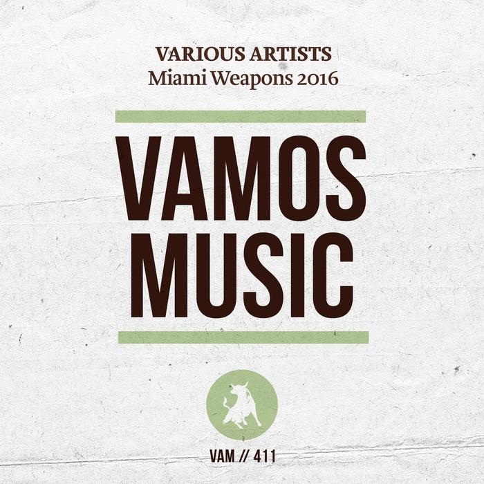 ANDY ROJAS/VARIAVISION/FRANK LAMBOY/MIKE IVY - Miami Weapons 2016