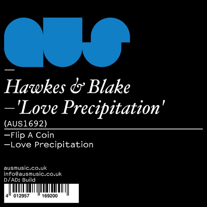 MARQUIS HAWKES & TIMOTHY BLAKE - Love Precipitation