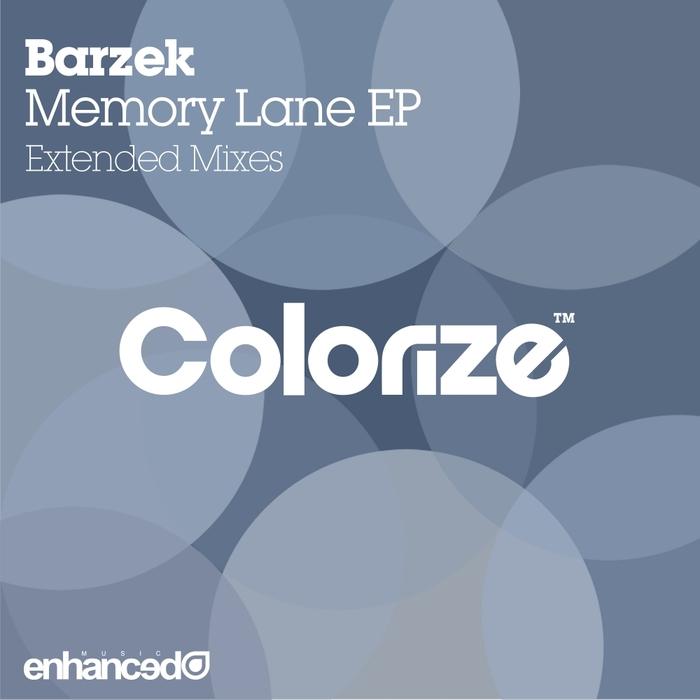 BARZEK - Memory Lane EP
