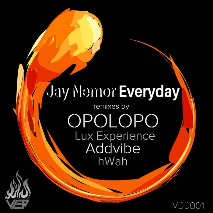 JAY NEMOR - Everyday