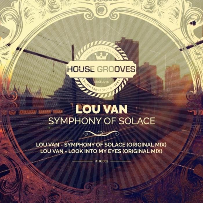 LOU VAN - Symphony Of Solace