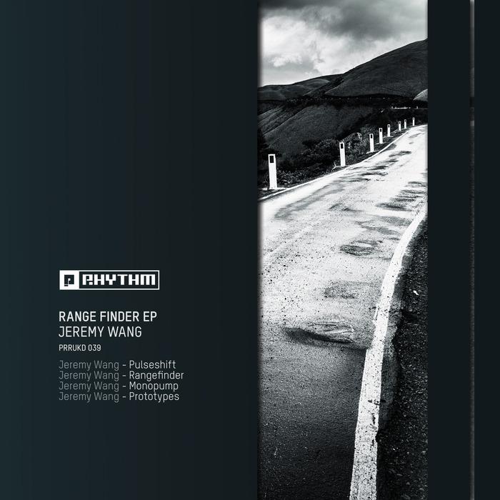 JEREMY WANG - Range Finder EP