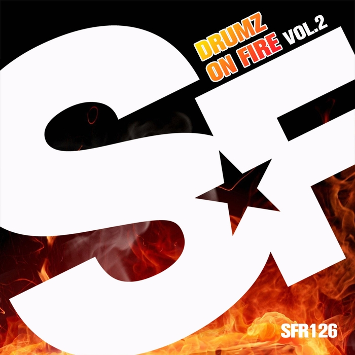 JUAN FERREYRO/MOONDARK/MICHEL LOMAR/DJ BRAD/JORDI COZA/JONA MARRERO - Drumz On Fire Vol 2