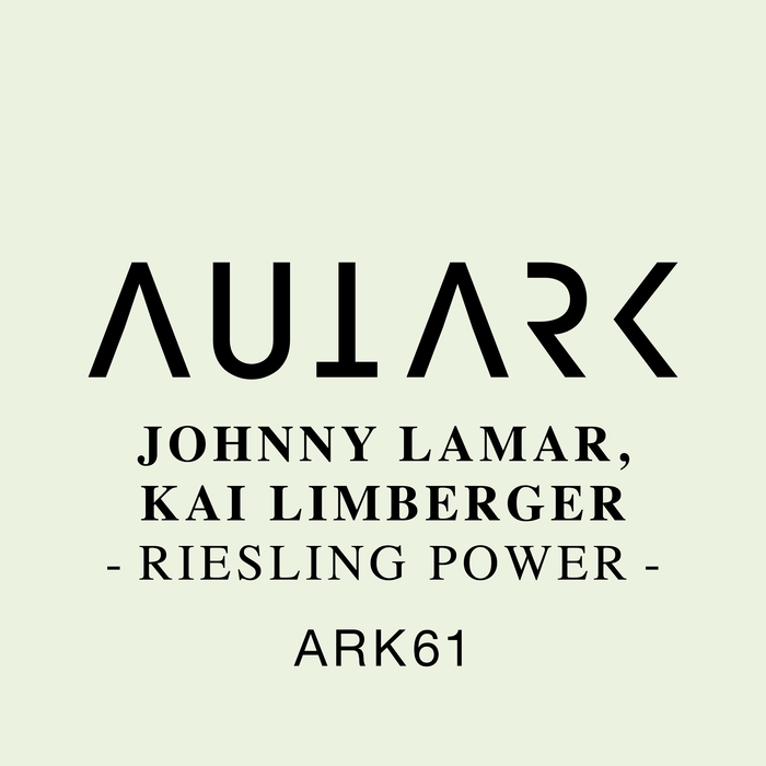 JOHNNY LAMAR/KAI LIMBERGER - Riesling Power