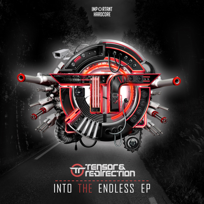 TENSOR/RE-DIRECTION - Into The Endless EP
