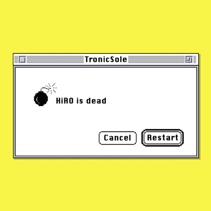 HIRO - Hiro Is Dead
