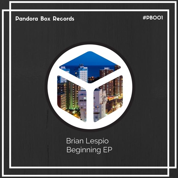BRIAN LESPIO - Beginning EP