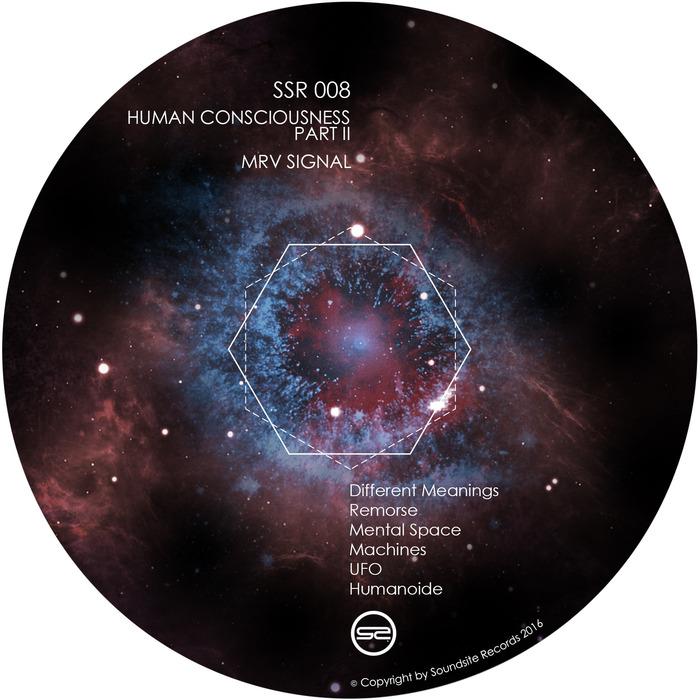 MRV SIGNAL - Human Consciousness Part II