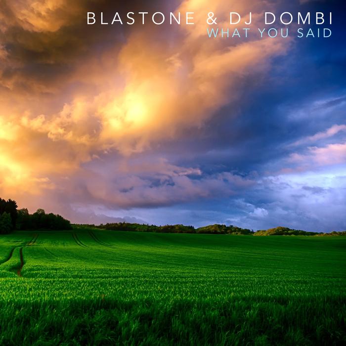 BLASTONE/DJ DOMBI - What You Said