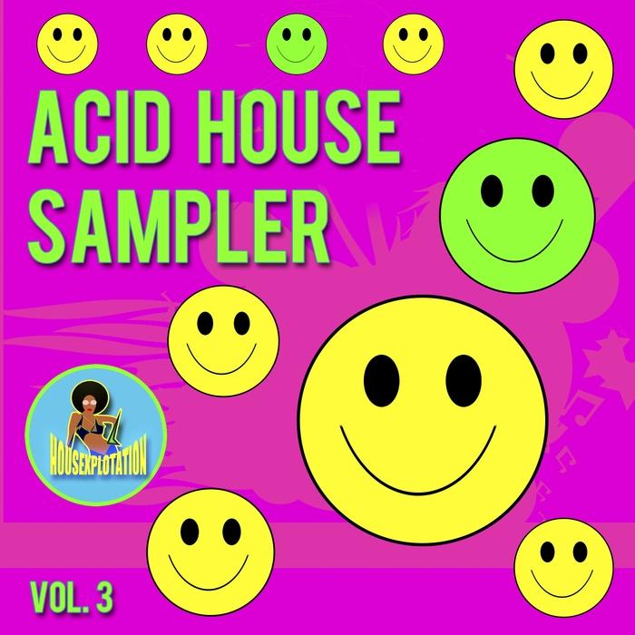 JASON RIVAS/WARREN LEISTUNG/KLUM BAUMGARTNER/OLD BRICK WAREHOUSE/JASON'S AFRO HOUSE CONNECTION/OLD BRICK WAREHOUSE/ - Acid House Sampler Vol 3