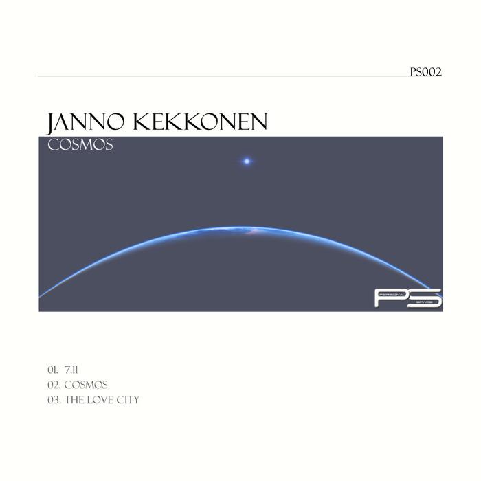 JANNO KEKKONEN - Cosmos