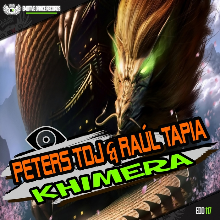 PETERS TDJ/RAUL TAPIA - Khimera