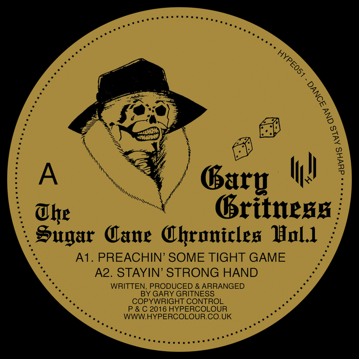 GARY GRITNESS - The Sugar Cane Chronicles Vol  1