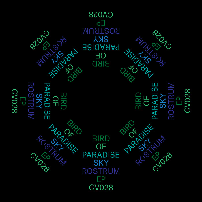 BIRD OF PARADISE - Sky Rostrum EP