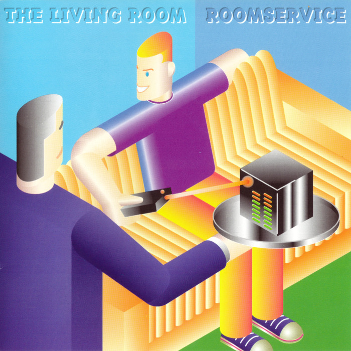 THE LIVING ROOM - Roomservice (By Orlando Voorn)