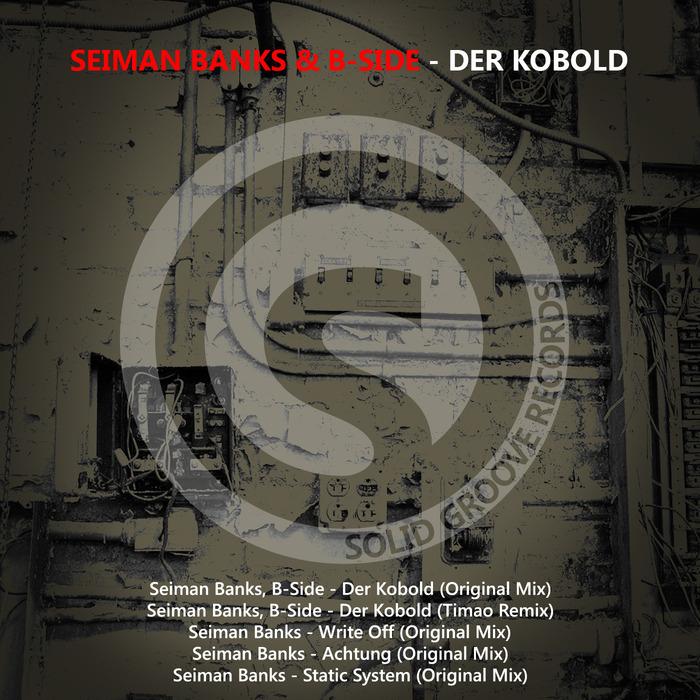 SEIMAN BANKS - Der Kobold