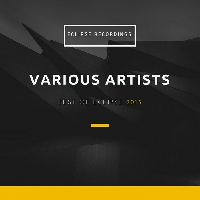 VARIOUS - Best Of Eclipse 2015