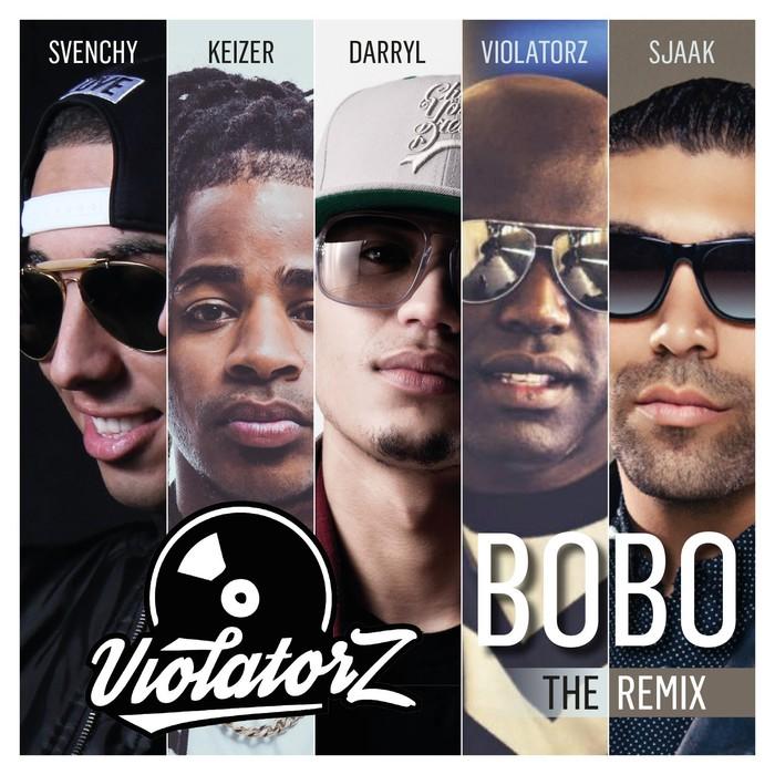 VIOLATORZ feat DARRYL/KEIZER SVENCHY/SJAAK - Bobo