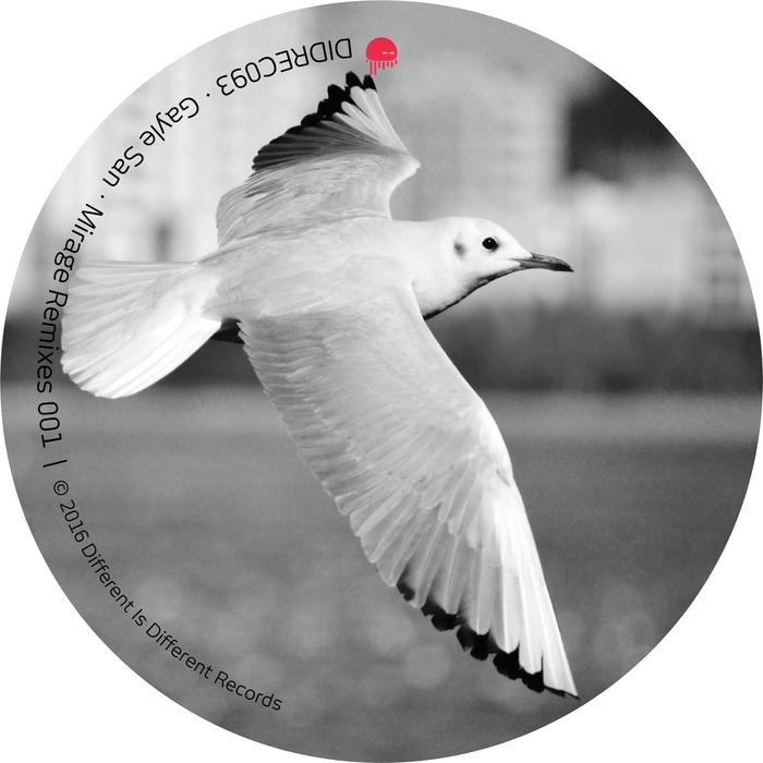 GAYLE SAN - Mirage Remixes 001