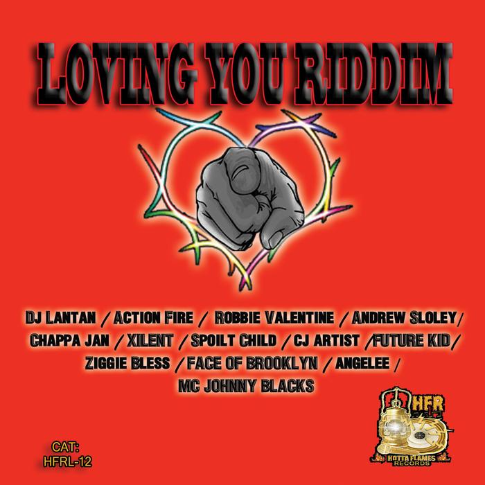 VARIOUS - Loving You Riddim