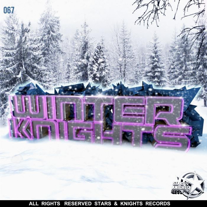 THE WHITE RIOTS/DOUBLEACEZ/KRANEAL/OMEGA SQUAD/OUTER KID/PERFECT KOMBO/SUGA7/OUTSELECT/THE BOMB SQUAD/TRIP SOUP - Winter Knights