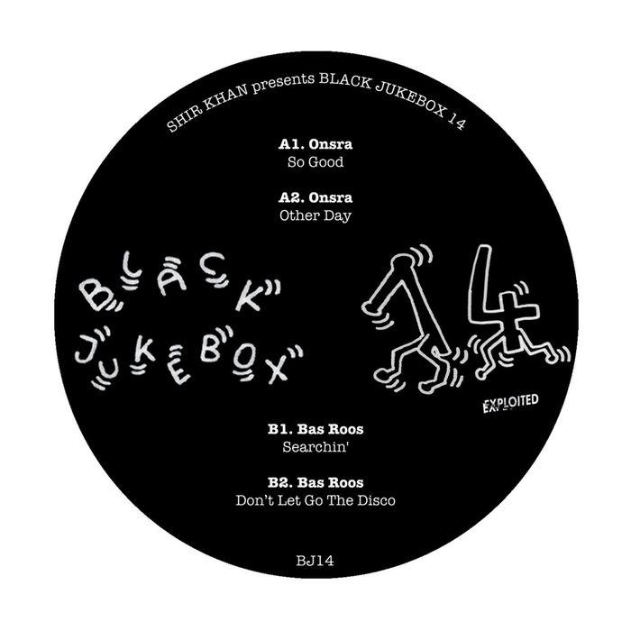 SHIR KHAN - Shir Khan Presents Black Jukebox 14