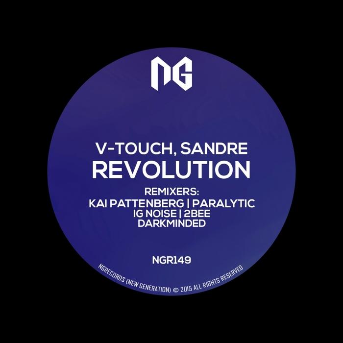 V-TOUCH/SANDRE - Revolution